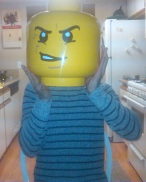 Cyclops with a LEGO Head / AFOL