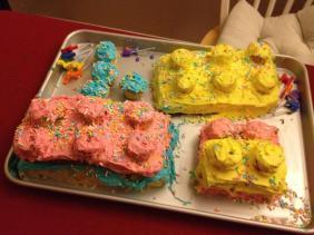 LEGO Birthday Cake_AFOL