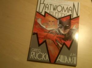 Boyfriend wants me to read Batwoman: Elegy comic