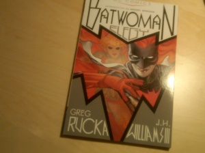 Boyfriend wants me to read Batwoman: Elegy comic