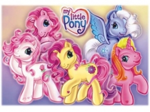 My Little Pony_Original from the 90s