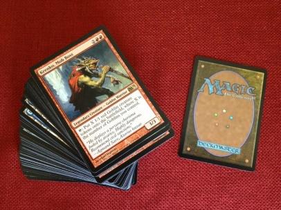 MTG: Magic the Gathering Deck