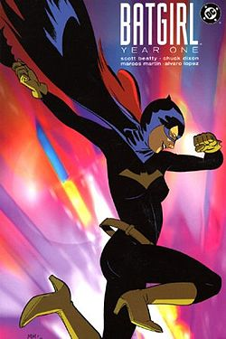 And the winner is....Batgirl: Year One
