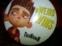 ParaNorman Button #weird wins