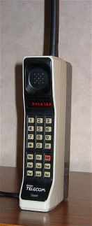 First cell phone_DynaTAC8000X