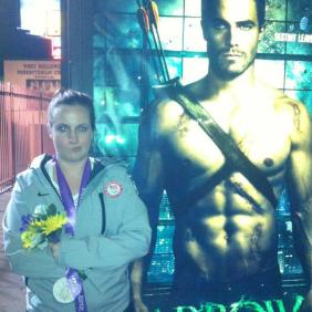 mckayla maroney_mckayla's not impressed_arrow_halloween costume