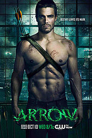 Arrow_The CW_poster_promo image