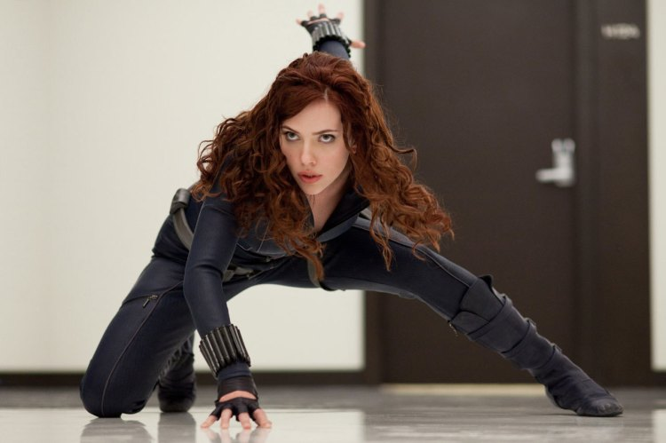 Black Widow_Scarlett Johansson