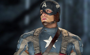 Captain America_Chris Evans