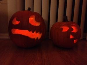 Pumpkin Carving_Halloween_McKayla's Not Impressed