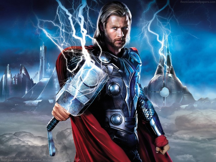 Thor_Chris Hemsworth_The Dark World