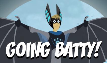 Halloween_Bat Costume_Going Batty