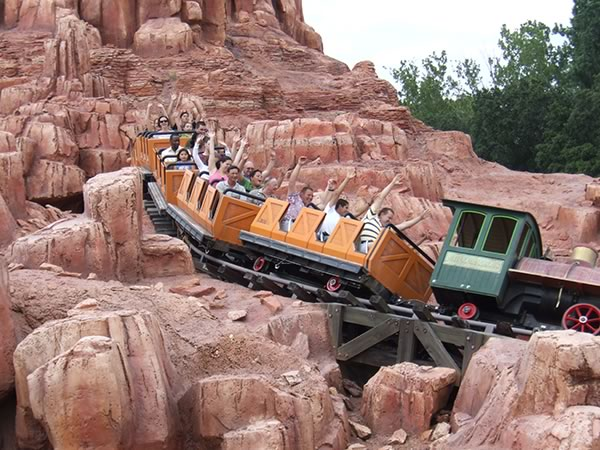 Big Thunder Mountain Railroad_Disney_ABC Show