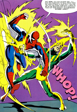 Electro_Spider-Man_Comics_Max Dillon