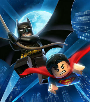 LEGO 3D movie_Batman_Superman_Minifig
