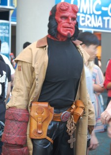 Cosplay_Hell Boy_Nerd Alert