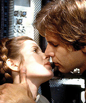 Han Solo_Harrison Ford_Princess Leia_Star Wars