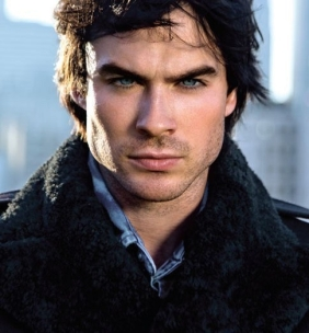 Ian Somerhalder_The Vampire Diaries_Christian Grey