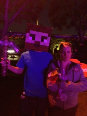 Halloween costumes_mckayla's not impressed_minecraft