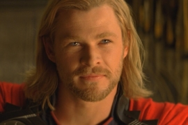 Chris Hemsworth_Thor_The Avengers