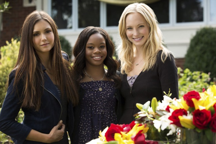 The Vampire Diaires_The CW_S4E7_My Brother's Keeper_Gabby Douglas