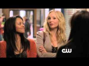 The Vampire Diaries_The CW_S4E8 We'll Always Have Bourbon Street_Girls at School
