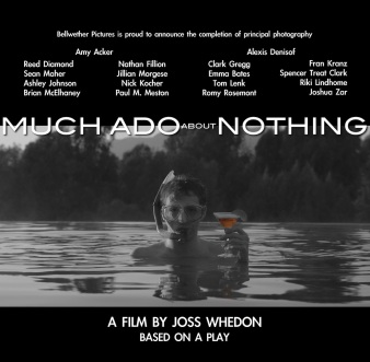 Much Ado About Nothing_Joss Whedon_Movie Poster