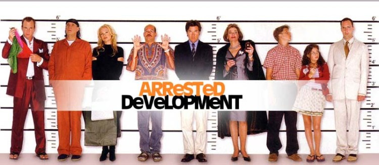 Arrested Development_Bluth Family on Netflix