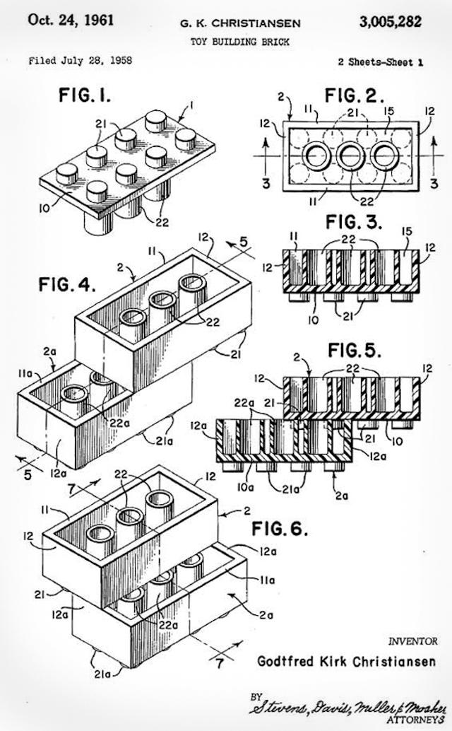 LEGO_Patent