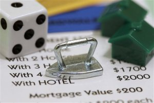 Monopoly_The Iron_Save Your Token