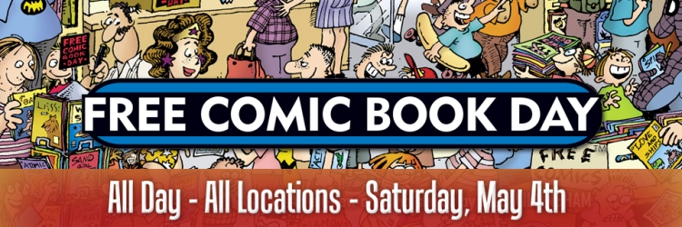 Free Comic Book Day_May 4, 2013