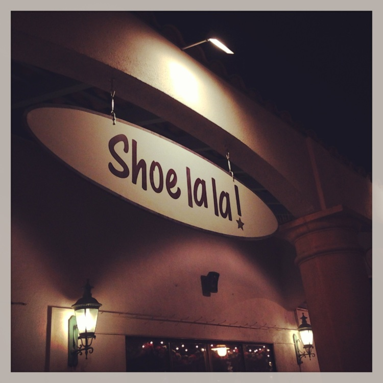 Shoe la la_The Office_Palm Springs