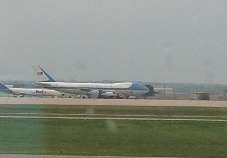 Air Force One_Obama_Austin