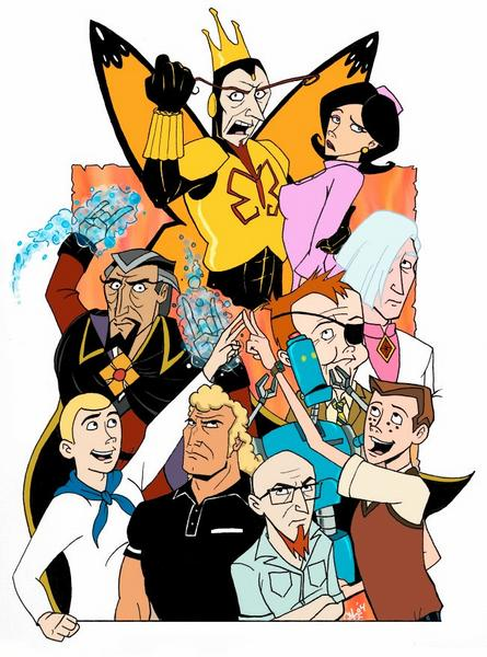 The Venture Bros._10 Year Anniversary_5th season June 2