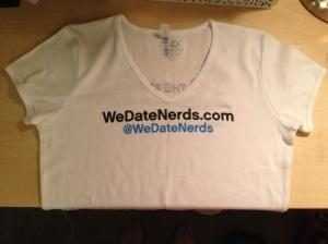 Comic-Com Shirt_Front_We Date Nerds