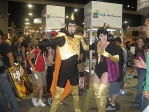 The Monarch_Dr. Mrs. The Monarch_Venture Bros_Costumes