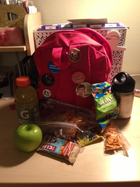 Comic-Con Backpack_Survival Kit