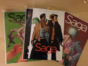Saga Comic_First Trade