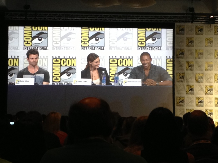 The Originals Cast_Comic-Con 2013
